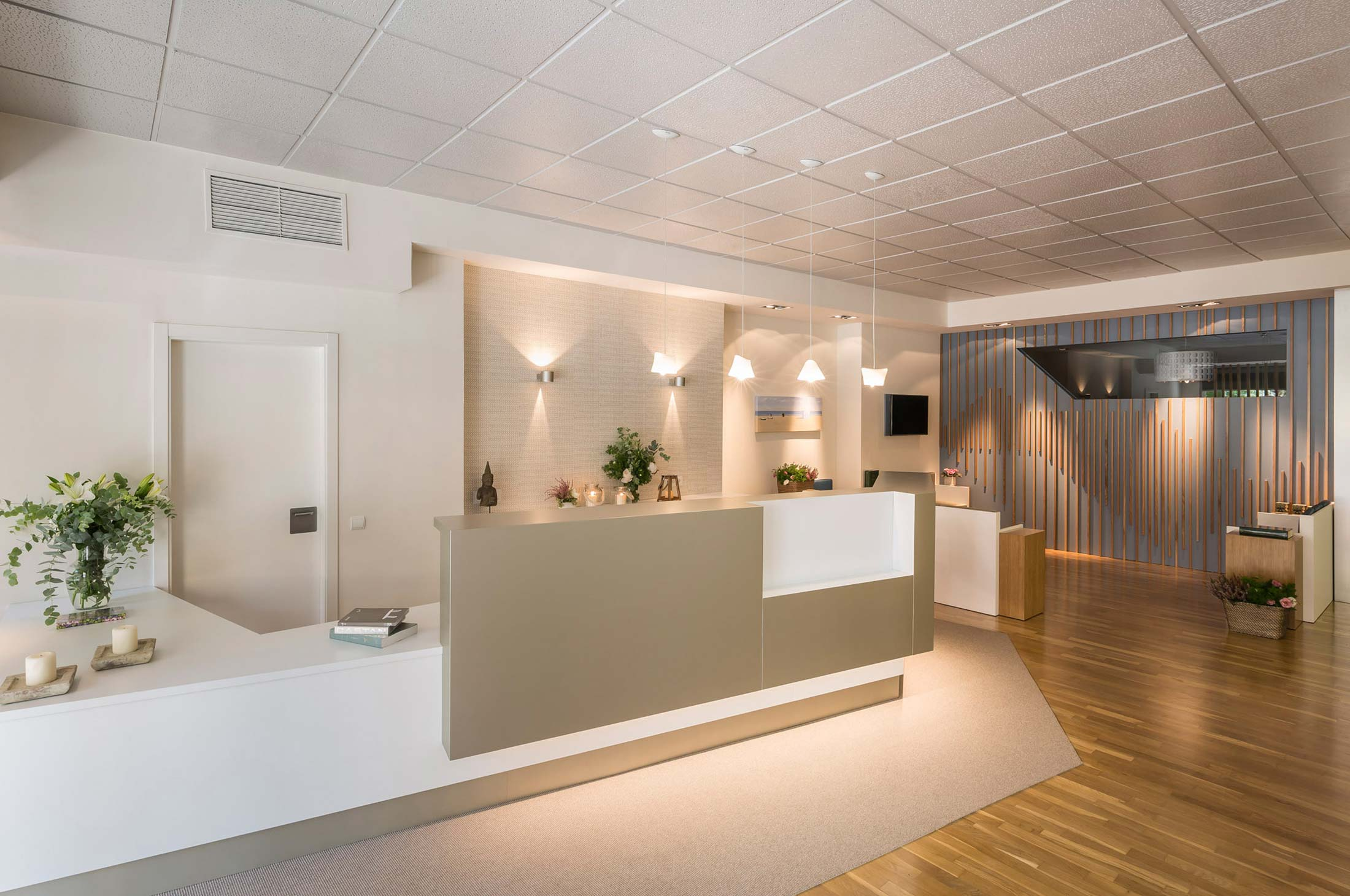 interiorismo clinica dental